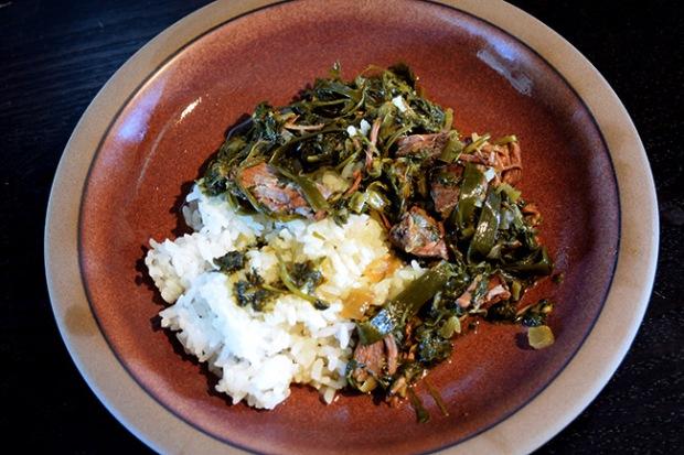 Gormeh Sabzi | www.food-verse.com
